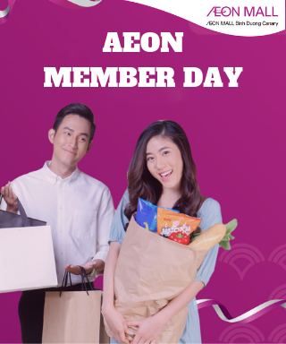 AEON Member Day 2019