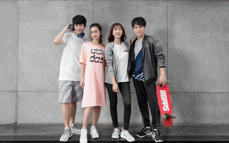 Adidas SPC AEON MALL Binh Duong Canary