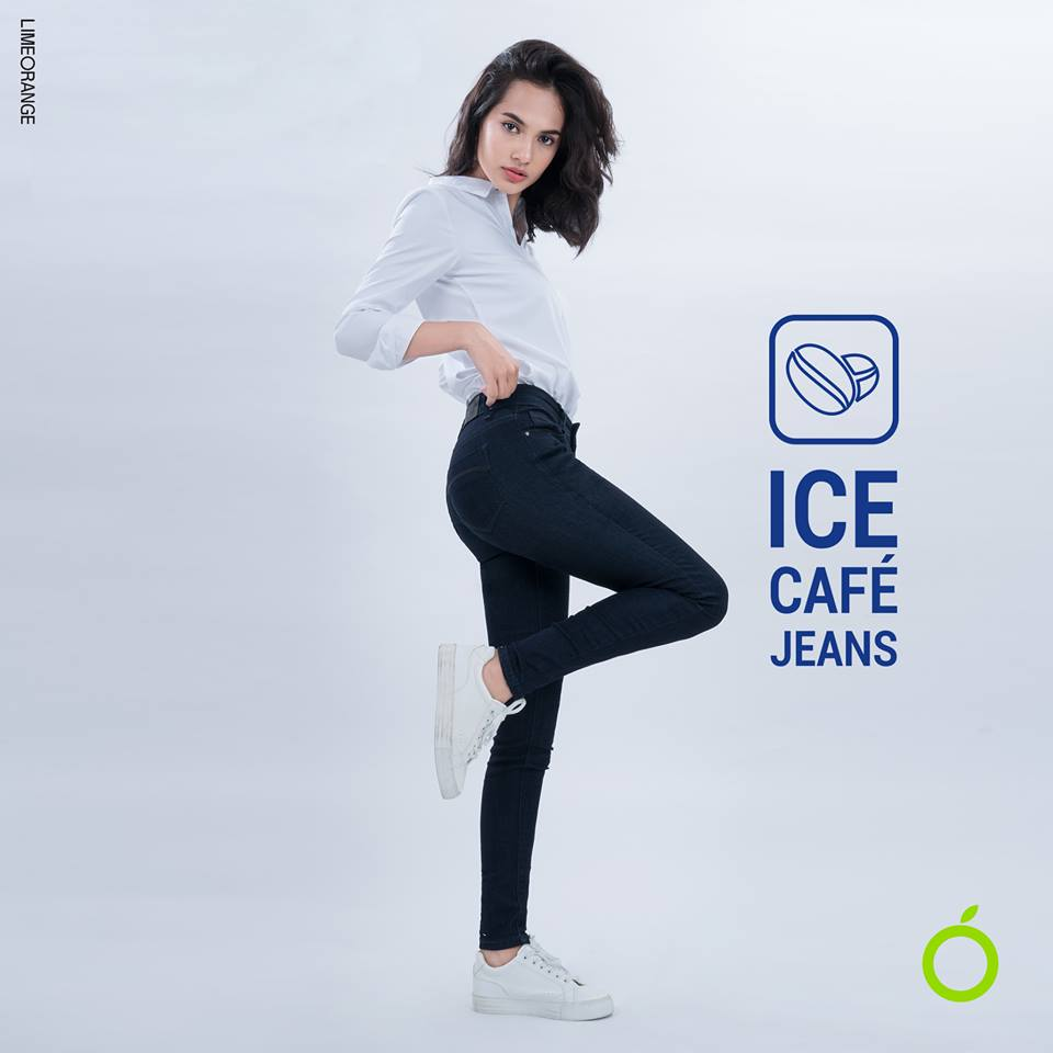 """LIME ORANGE – NEW COLLECTION """" ICE CAFE JEANS"""