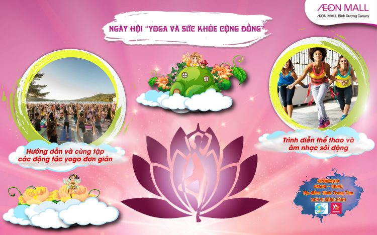 YOGA'S DAY EVENT