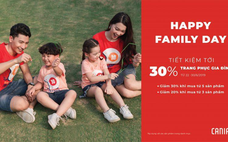CANIFA – HAPPY FAMILY DAY