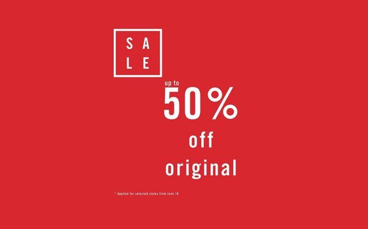 ALDO – SALE OFF UP TO 50%
