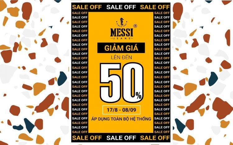 FULLMOON – MESSI JEANS – SALE UP TO 50%