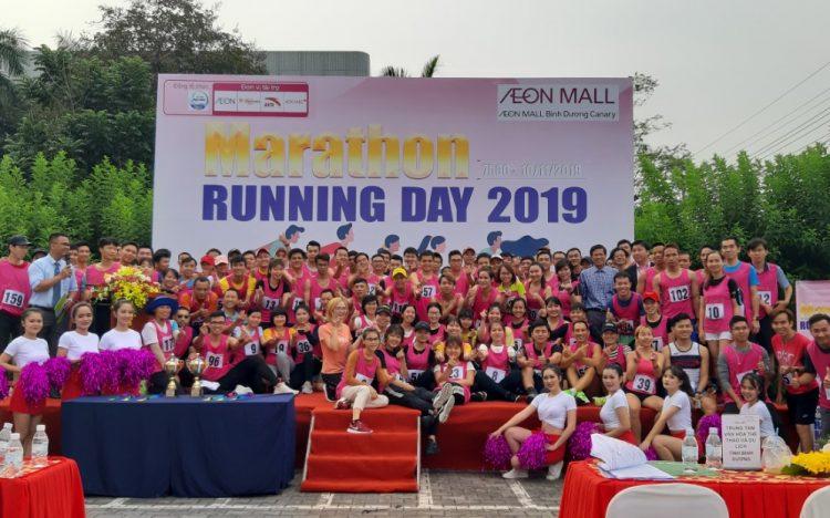RUNNING DAY 2019 – AEON MALL BINH DUONG CANARY