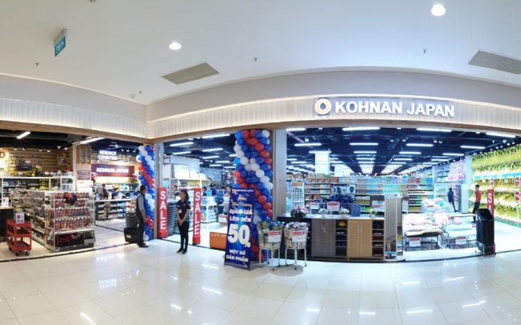 OPENING OF KOHNAN JAPAN AT AEON MALL BINH DUONG CANARY