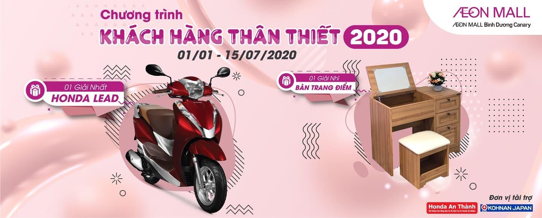 Chuong trinh Khach hang than thiet 2020 - P1