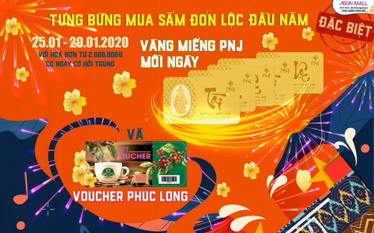 2020 TRADITIONAL VIETNAMESE NEW YEAR – HAPPY SHOPPING, GETTING LUCKY IN NEW YEAR