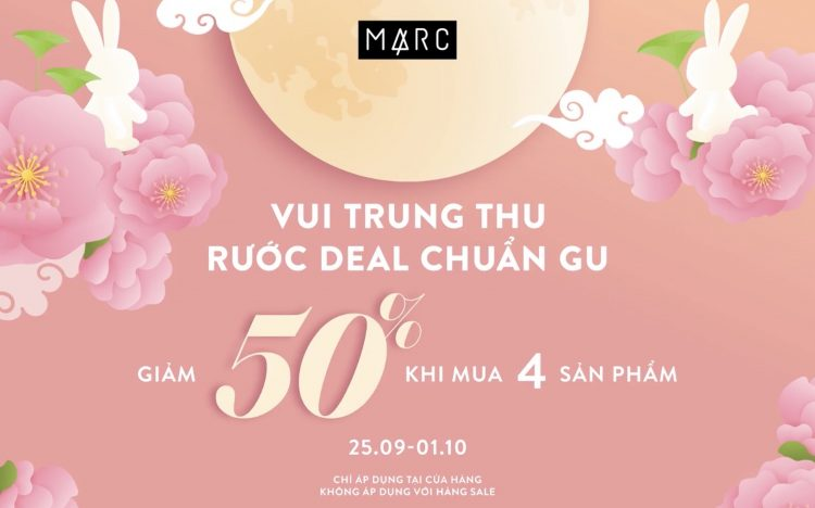 MARC – FULL MOON – SUPER DISCOUNT