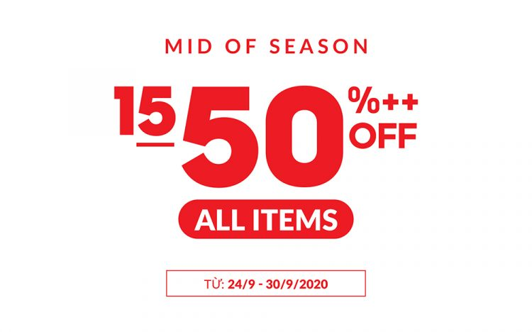 ADIDAS NEO – MID OF SEASON SALE