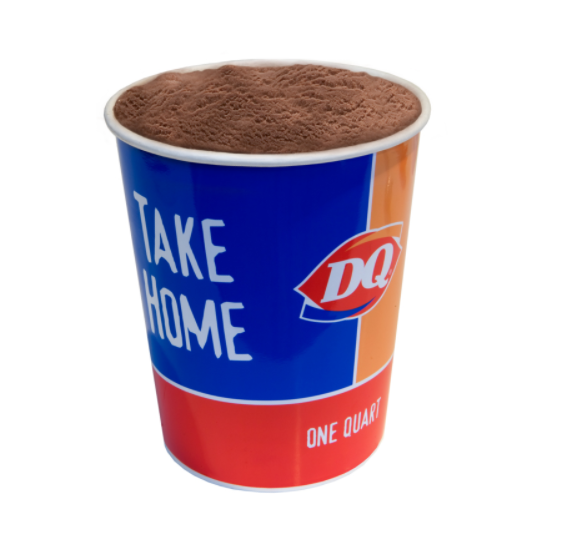 DAIRY QUEEN MENU