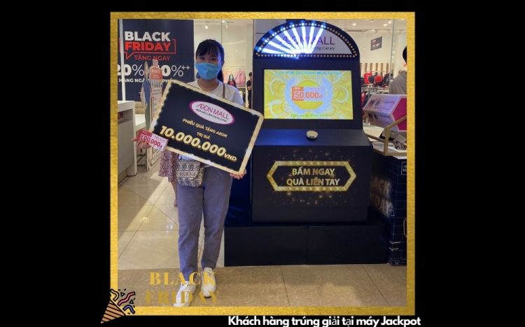 BLACK FRIDAY 2020 – CONGRATULATIONS TO LUCKY DRAW WINNERS
