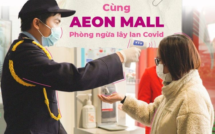 TOGETHER WITH AEON MALL PREVENT THE SPREAD OF COVID-19