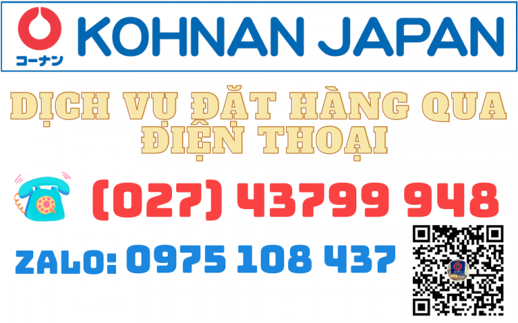 KOHNAN – DELIVERY SERVICE